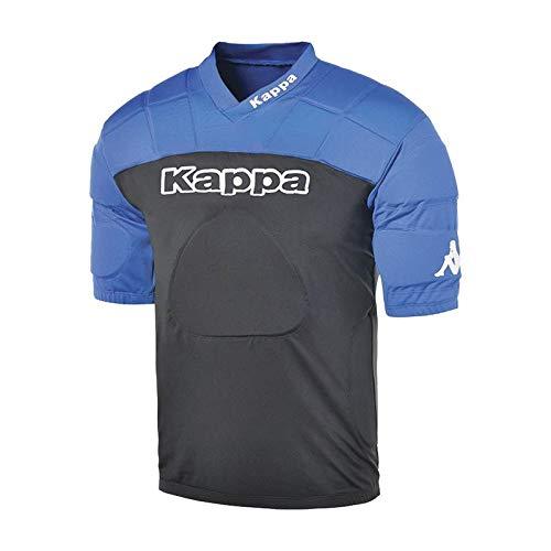 Kappa - Enfant - Maillot Rugby Carbolla - Kid - 12Y - Bleu, Noir