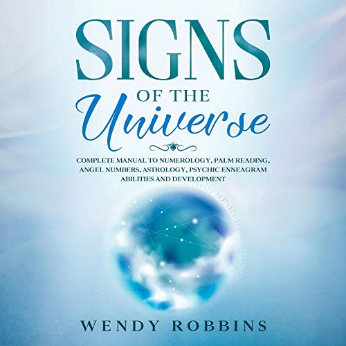 Signs of the Universe audiobook cover art