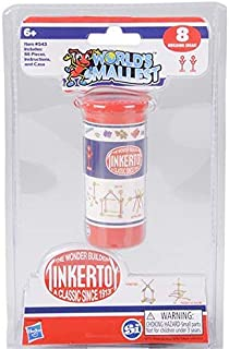 DollarItemDirect Super Worlds Smallest Tinkertoy, Case of 24