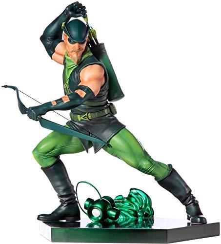 Estatua Linterna Verde 17 cm. by Ivan Reis. BDS Art Scale. Escala 1:10. Edición Limitada. Iron Studios