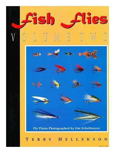 Fish flies / Terry Hellekson ; illustrated by Wanda Prunty ; fly plates photographed by Jim Schollmeyer: Volume [2]
