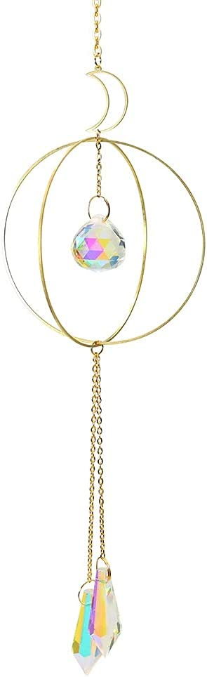 JINQIANSHANGMAO Selling 1 Pc Rainbow 2021 autumn and winter new Pendant Ornament Home Beads Hanging