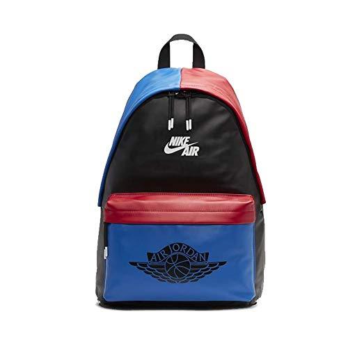 Nike Air Jordan Mashup Retro 1 Backpack (One Size, Gym Red/Black)