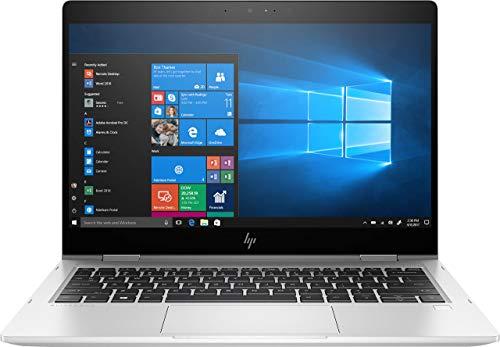 HP EliteBook x360 830 G6 Plata Portátil 33,8 cm (13.3') 1920 x 1080 Pixeles Pantalla táctil 8ª generación de procesadores Intel Core i5 i5-8265U 8 GB DDR4-SDRAM 256 GB SSD EliteBook (Reacondicionado)
