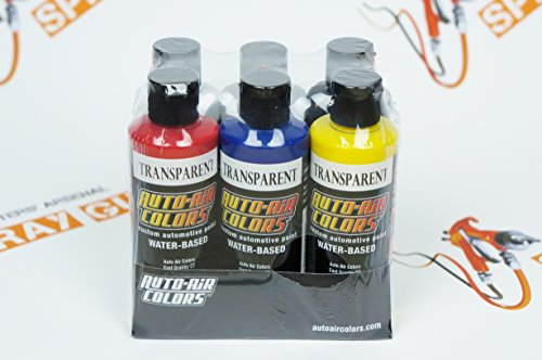 auto air brush paint - 5