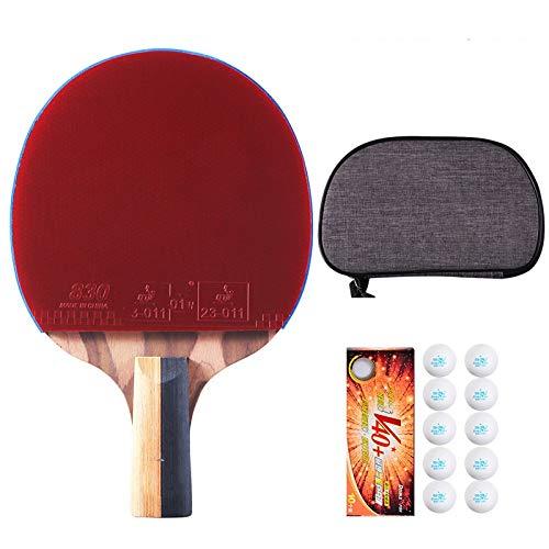 Buy Hewen-Ping Pong Set Portable Table Tennis Set Table Tennis Racket Ping Pong Bat Set with 1 Racke...