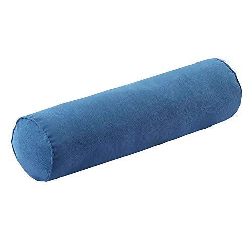 Cuscino Cuscino cilindrico cotone pp Supporto yoga Cuscino caramella Cuscino cilindrico lungo Cuscino rotondo lungo Candy Protezione La colonna vertebrale cervicale Multifunzione J,80 * 20cm
