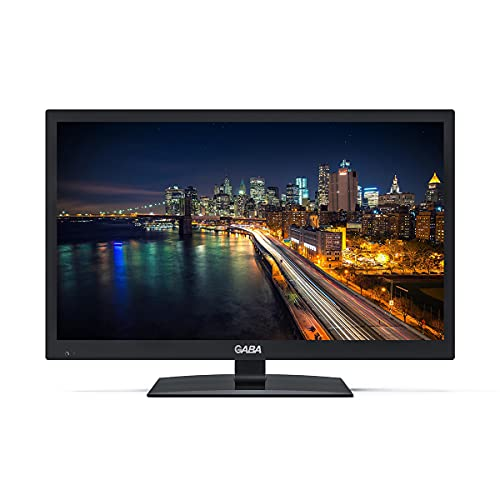 "TV 24"" Pulgadas GABA GLV2404 LED Full HD 1920x1080 | 60Hz | USB | DVBT2 | DVBC | HDMI | VGA | SCART | Ci+"