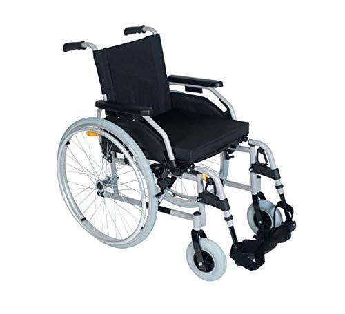 Cadeira de Rodas Manual Dobrável em Alumínio modelo Start B2 - Ottobock-45 cm