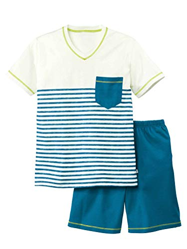 CALIDA Surf Jungen Kurz-Pyjama Jungen