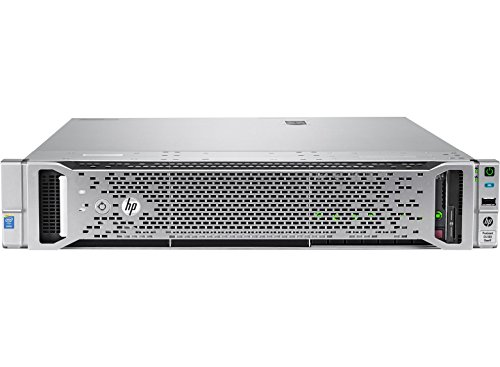 HPE ProLiant DL180 G9 2U E5-2620v3 (2.4GHz 6C) 16GB 2133R DR o/HDD (max. 8X hp SFF) P440/4GB 2x1Gb NIC 2x900W HP 1J-VOS TV