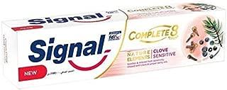 Signal Complete 8 Toothpaste - Clove Sensitive, 100ml