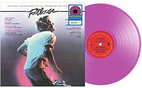 2021 'Footloose' (Walmart outlet online sale online Exclusive Lavender Colored Vinyl, 2020) online