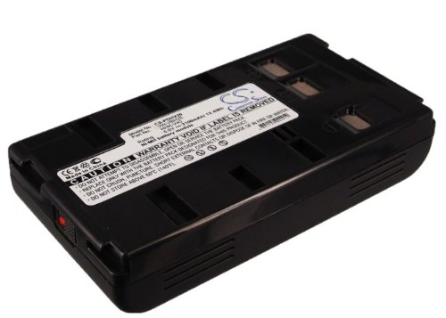 Replacement Battery for PANASONIC PV-BP15 PV-BP17 LC-1 NV-3CCD1 NV-61 NV-63 NV-A1 E NV-A3 E NV-ALEN NV-CS1 E NV-CSLEN NV-G1 NV-G101 NV-G101A NV-G120 NV-G2