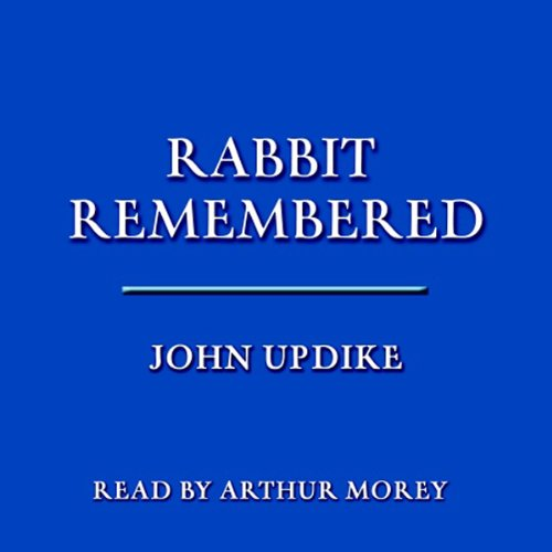 Couverture de Rabbit Remembered