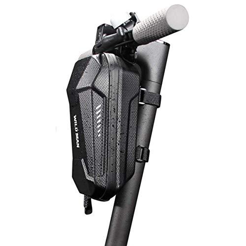 Kyrio Scooter Front Tube Bag Scooter Eléctrico Impermeable Agarraderas Bolsa Duro Shell Almacenamiento Bolsa para Xiaomi M365 Sedway Ninebot ES ES1 ES2 ES3 ES