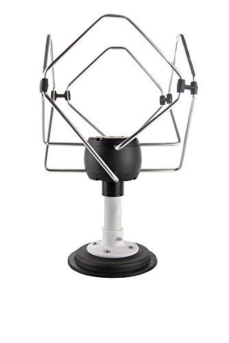Antena televisión digital omnidireccional base magnética