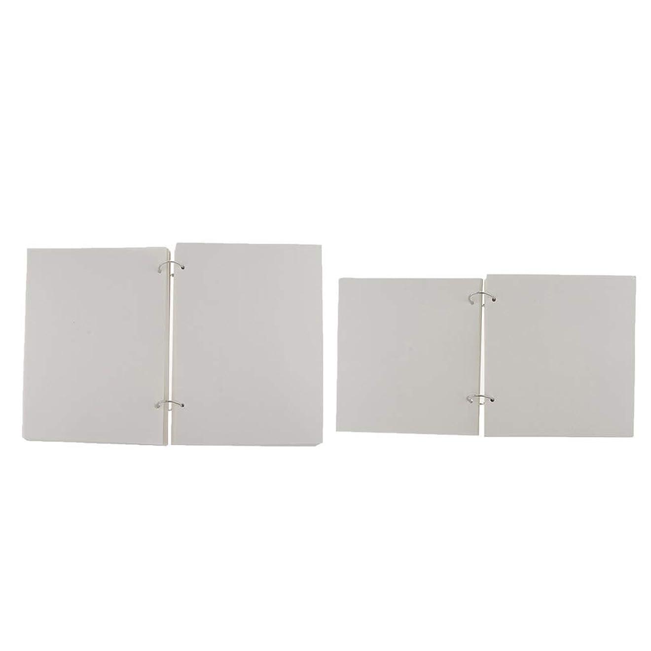最小化する疲れた配管工Baoblaze 2個入り スケッチブック A4 画用紙 2冊 100枚 絵画用紙 オフィス 紙製品 画材 ホワイト