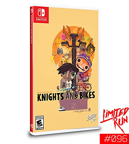 Knights And Bikes (Limited Run #96)