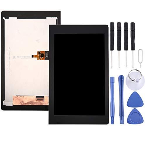 Fulvit para Pantalla LCD y digitalizador Conjunto Completo para Lenovo Yoga 3 8 / YT3-850F / YT3-850M (Negro) Pantalla LCD (Color : Black)