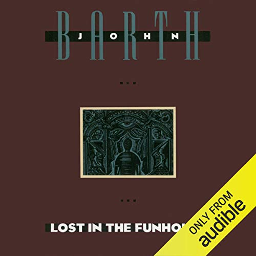 Lost in the Funhouse audiobook cover art