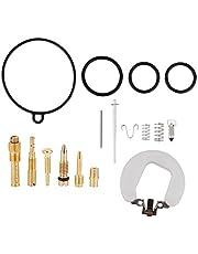 KSTE Reparación del carburador Carb Kit de reconstrucción de 50cc 70cc 110cc Motocicleta