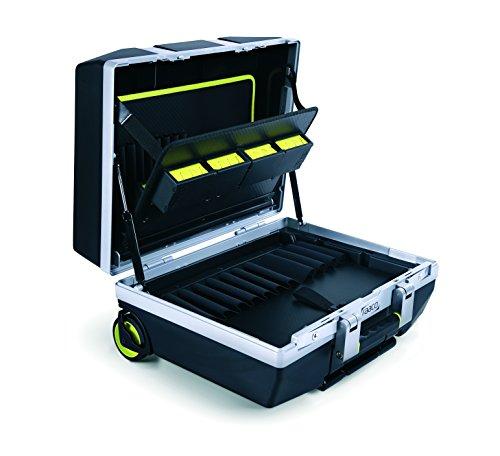 raaco 139991 Werkzeugkoffer ToolCase Superior XLT-34/4F