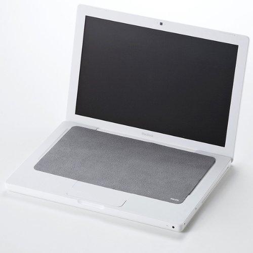 サンワサプライノートPC向けマウスパッド(グレー)MPD-NOTE1GY