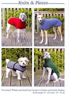 knits and pieces dog coat pattern