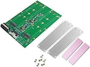 Micro SATA Cables Slimline SAS 8i to M.2/M.3 (NF1) NVMe SSD Dual Port