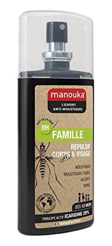 Manouka Lotion Anti-moustiques...