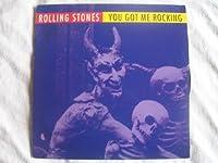 "ROLLING STONES You Got Me Rocking 12"""