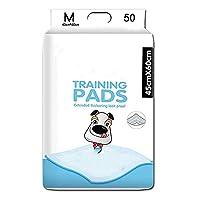 ペットトレーニングマット、使い捨てペット犬用おむつ、吸収性ペット用おむつ、脱臭犬用おむつ、ペット用品 (Size : Medium)