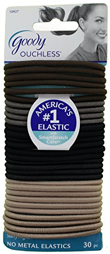 Goody Ouchless No Metal Elastics Starry Nights 30 Count