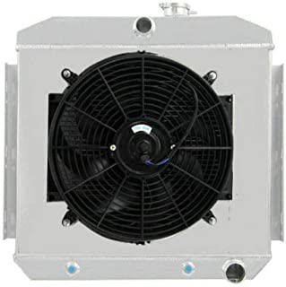 CoolingCare 3 Row Radiator+ Shroud+ 160W 16