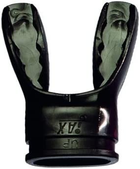 Clear Or Black. Mares Jax Heat Moulded Mouthpiece