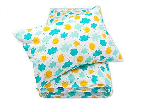 Pepi Leti 685843715849 - Juego de cama infantil (algodón), multicolor