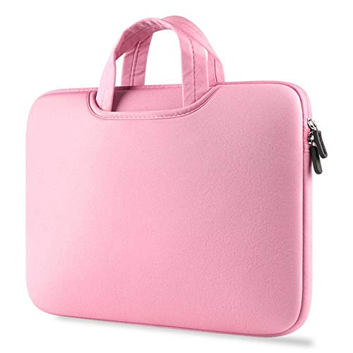 YABAISHI Brand New Multi-Color Soft Laptop Bag Notebook Handbag for Ipad MacBook Pro Air Dell Lenevo HP 11'/12'/13'/15'/15.6' Inch (Color : LB08P, Size : 15 4 Apple Special)