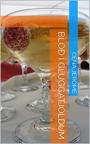 Blóð í gluggatjöldum (Icelandic Edition)