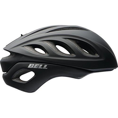 Bell Star Pro Road Bike Helmet (Medium, Matte Black) Bell Road Bike Helmets