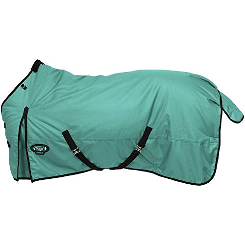 Tough-1 Basics 1200 Turnout Blanket 78 Turquois