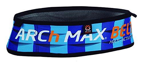 Arch Max 4550 Cinturón, Unisex Adulto, azul, L