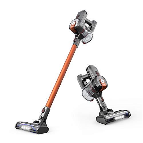 Dibea 26KPa Powerful Suction Cordless Stick Vacuum...