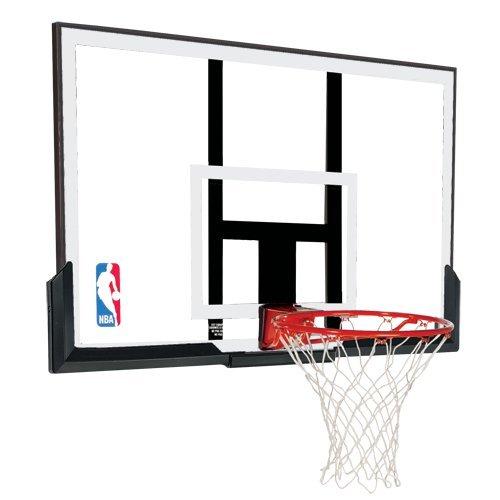 SPALDING(スポルディング) バスケット ゴール ミニバス~一般サイズ対応 家庭用ゴール NBAアクリルコンボ 79836CN バスケットボール 79836CN