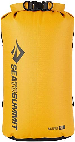 Our #1 Pick is the Sea to Summit Big River Dry Bag
