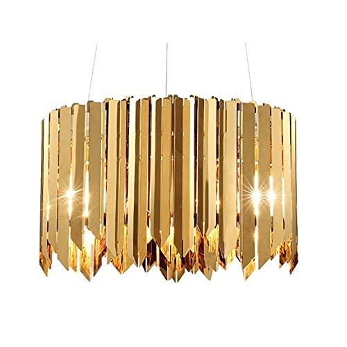 Lámpara Escritorio Bordslampa ljus Lyx sovrum sängkanten Kreativa moderna minimalistiska vardagsrum dekorativa bordslampa (färg: guld) (Color : Gold)