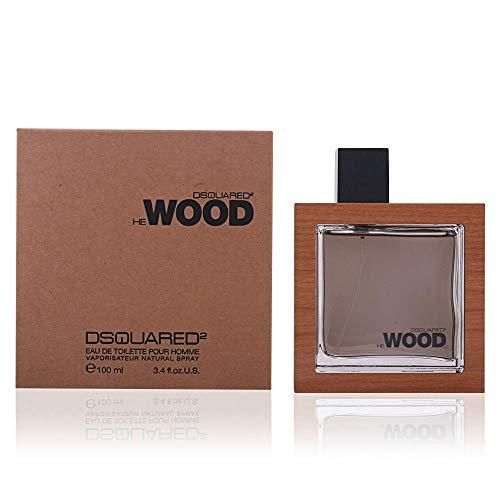 Dsquared Wood, homme/man, Eau de Toilette, 50 ml