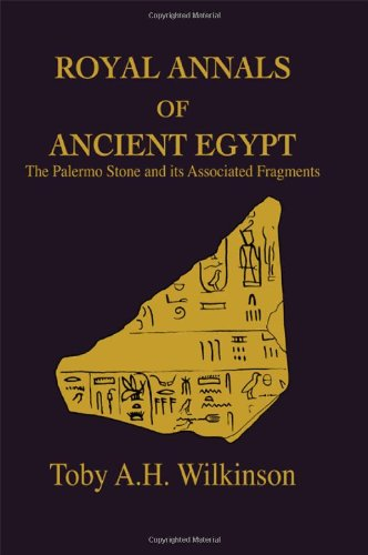 Download Royal Annals Of Ancient Egypt (Studies in Egyptology) 0710306679