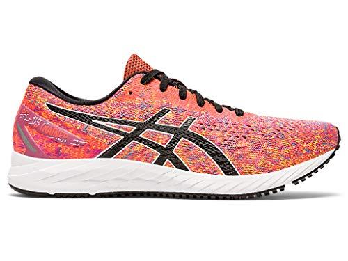 ASICS Women's Gel-DS Trainer 25 Running Shoes, 8, Sunrise RED/Black