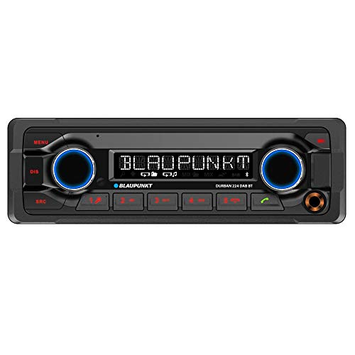 BLAUPUNKT Durban 224 DAB BT 24 Volt - MP3-Autoradio mit DAB/Bluetooth/USB/AUX-IN